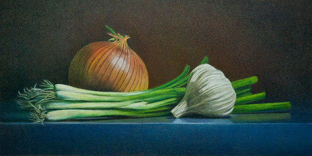 Image Ruuska Onions and Garlic